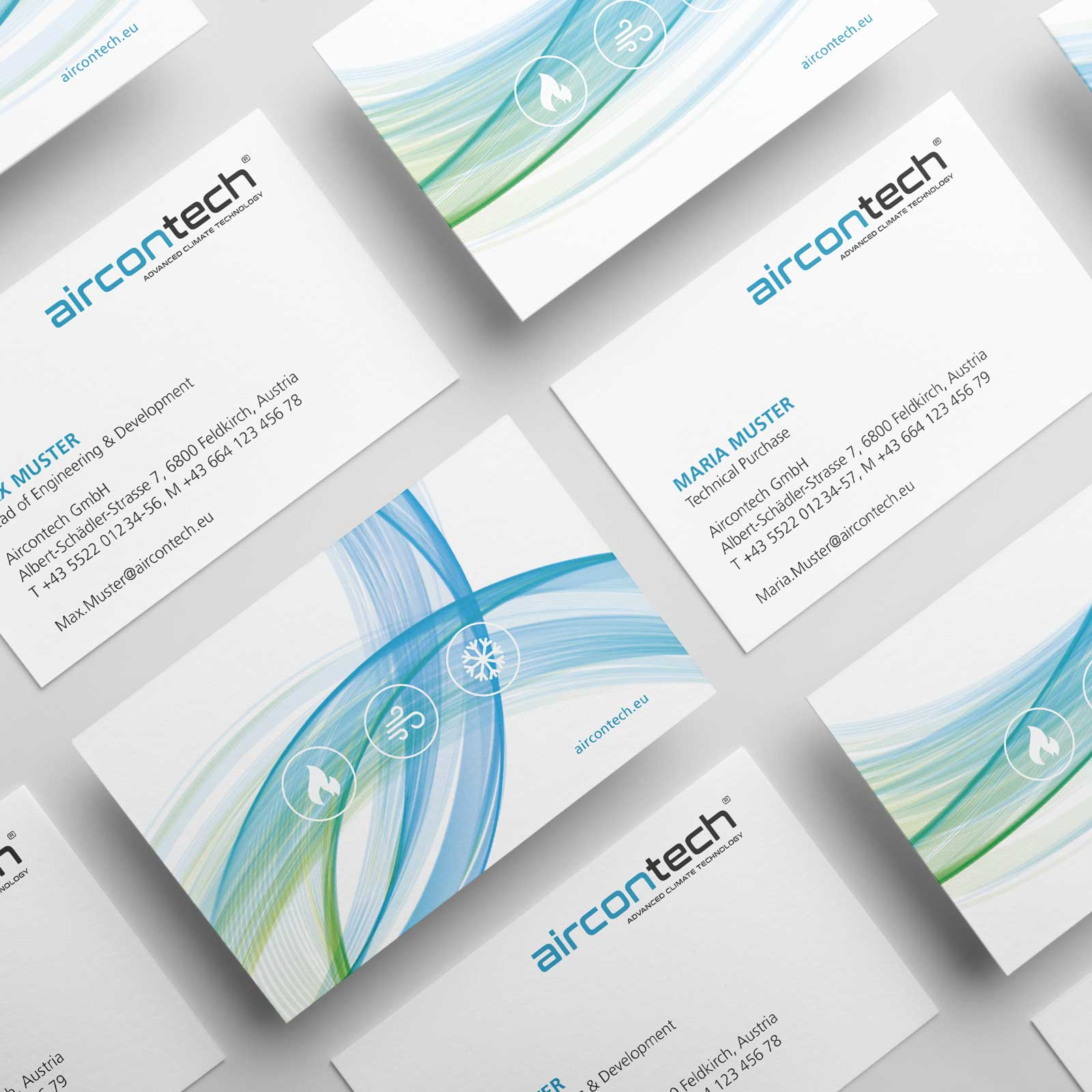 aircontech Corporate Design