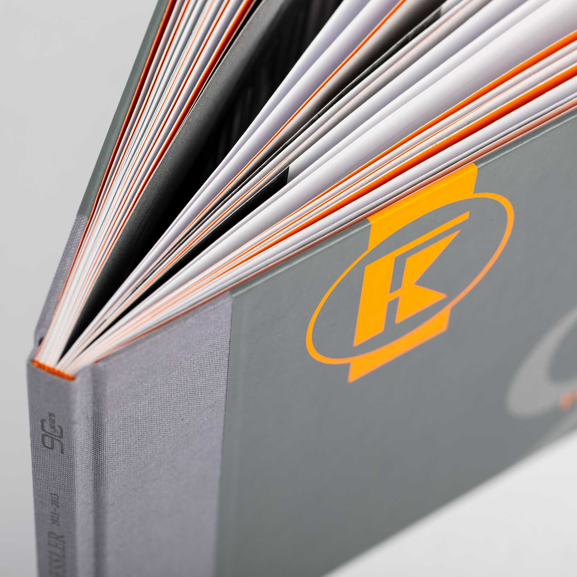 KESSLER Group Editorial Design