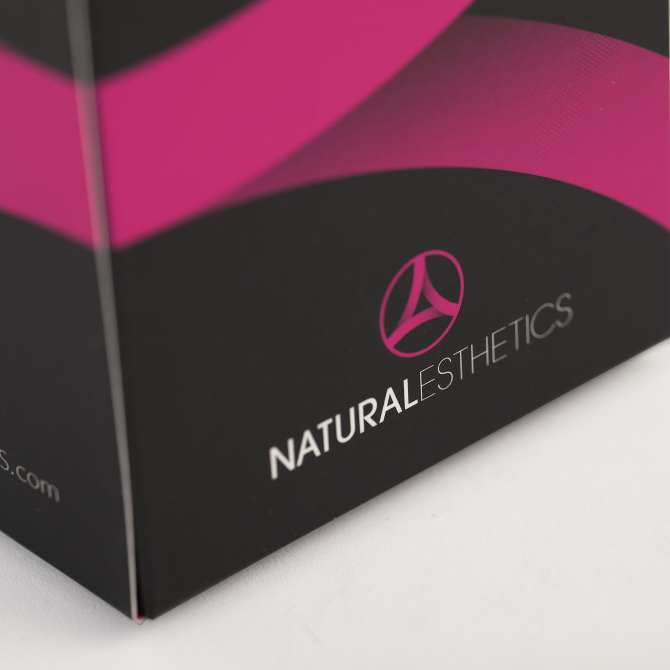 Natural Esthetics Corporate Design